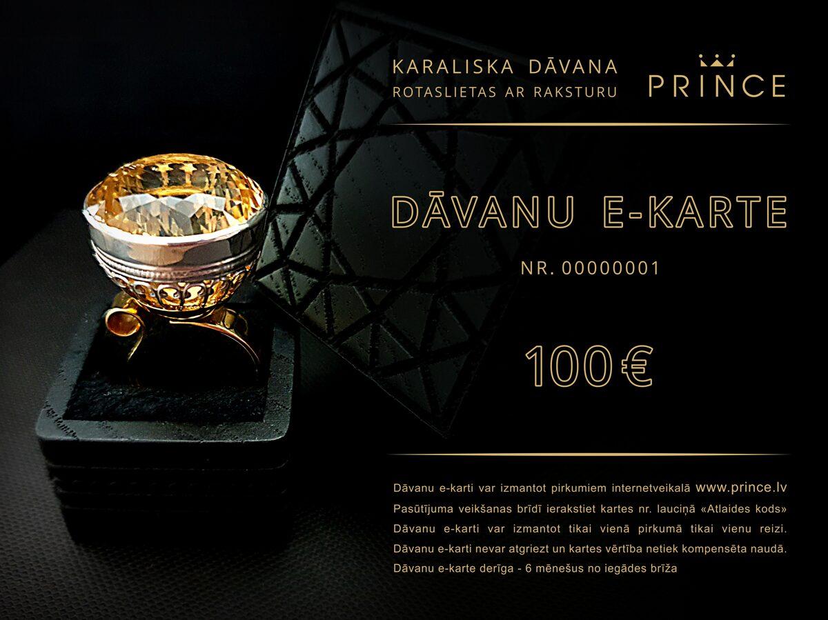 Dāvanu karte 100€