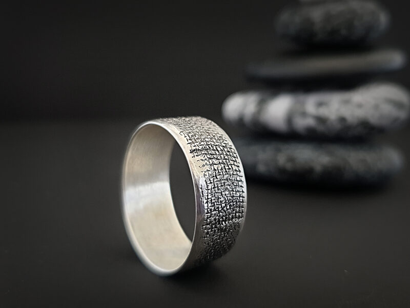 MEN'S RINGS (silver, gold)